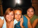 Wanda Rodríguez (Wandy), Felipe Burgos y Walesca Rivera