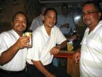 Mamuso, Fernando Díaz(Fernan) y Robert García