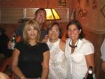 Sonia Meléndez, Miguel Balasquide (Miguelín), Sandra y Auridelie