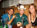Felipe, Kit Carson y Wandy