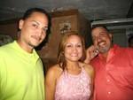 Fernando Díaz (Fernan), Leslie Rentas y Rubén Falcón
