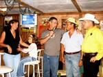 Auridelie, Miguel Balasquide (Miguelín), Cristino y Kit Carson