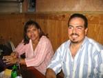 Carmen Cruz y Carlos Lugo