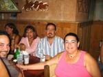 Tito, Carmen, Carlos y María D. Cintrón (Lolin).