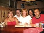 Wanda Rodríguez (Wandy), Luis Rodríguez (Luisito), Liz Nora Zayas, Peter Zambrana y Felipe Burgos.