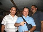 Harry, Wigberto Castellano y Luis De Jesús.