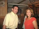 José Guzmán (Joey) y Liz Nora